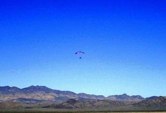 Dave's Outdoor Adventures offers safe, thorough powered parachute flight training.